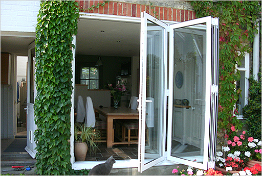 Feltham Glass Works Supply And Fit Bifold Doors For West