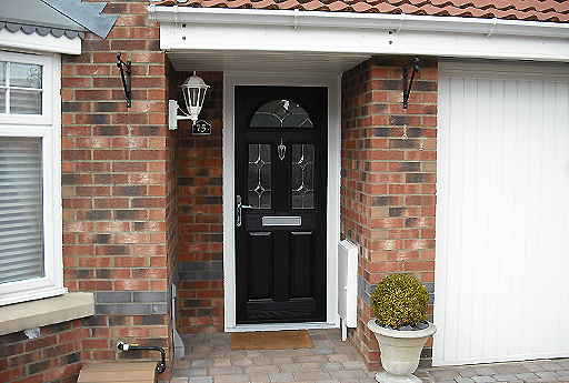 Feltham Glass Works supply and fit Composite Entrance Doors for west ...